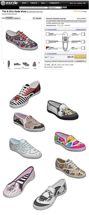 18ad687ecaa660 Qué técnica se utiliza para ilustrar sobre zapatilla de tela ...